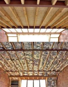 Fiberglass batt insulation - EcoStar Foam