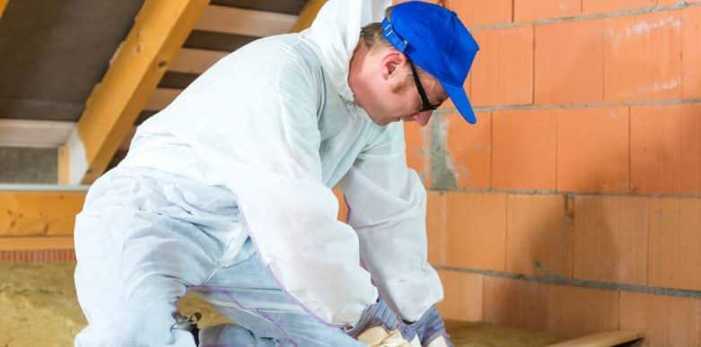 Floor Insulation Installation