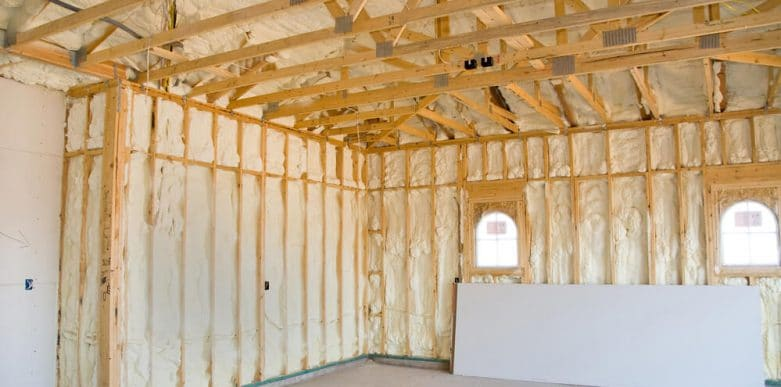 Home construction and insulation - EcoStar Foam