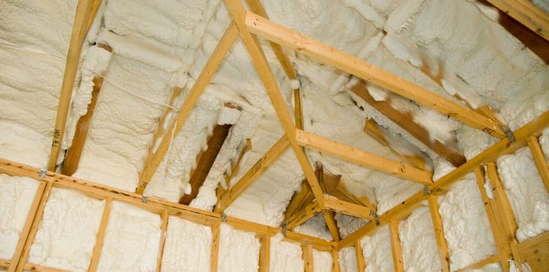 Signs to Know If Spray Foam Is Bad