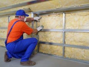Thermal insulation work - EcoStar Foam