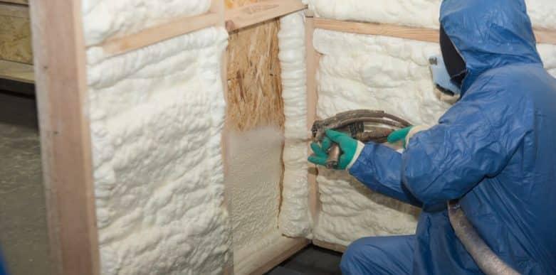 Install Spray Foam Insulation In Existing Walls-Ecostarfoam
